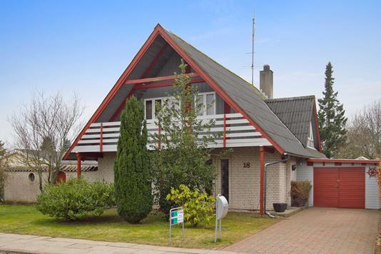 Villa på Elmevej i Hjørring - Ejendommen