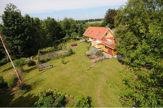 Villa på Volstrupvej i Sindal - Ejendommen