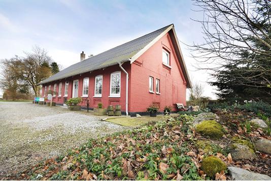 Villa på Ugiltvej i Sindal - Ejendommen