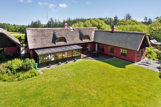 Villa på Sletbakkevej i Hjørring - Ejendommen