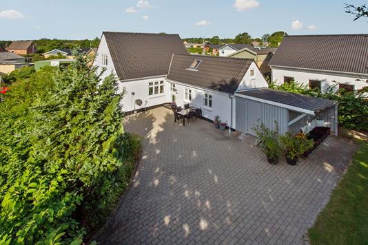 Villa på Parkvej i Bindslev - Ejendommen