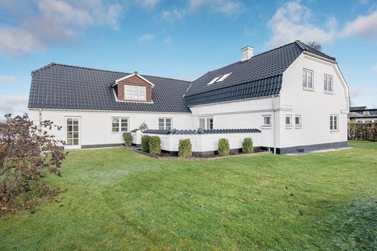 Villa på Baggesvognsvej i Sindal - Ejendommen