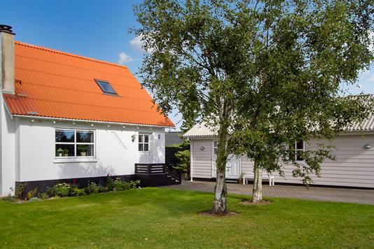 Villa på Skiverenvej i Bindslev - Ejendommen