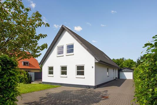 Villa på Ifversensvej i Hjørring - Ejendommen