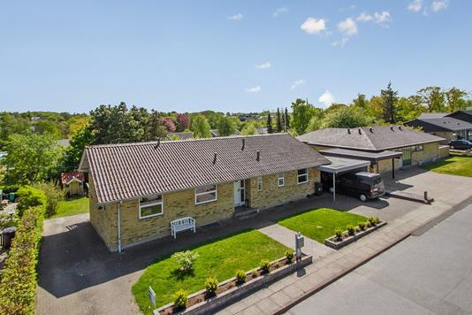 Villa på Gråspurvevej i Hjørring - Ejendommen