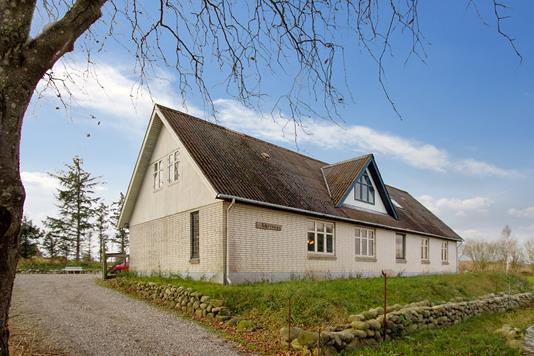 Villa på Stenhøjvej i Sindal - Ejendommen