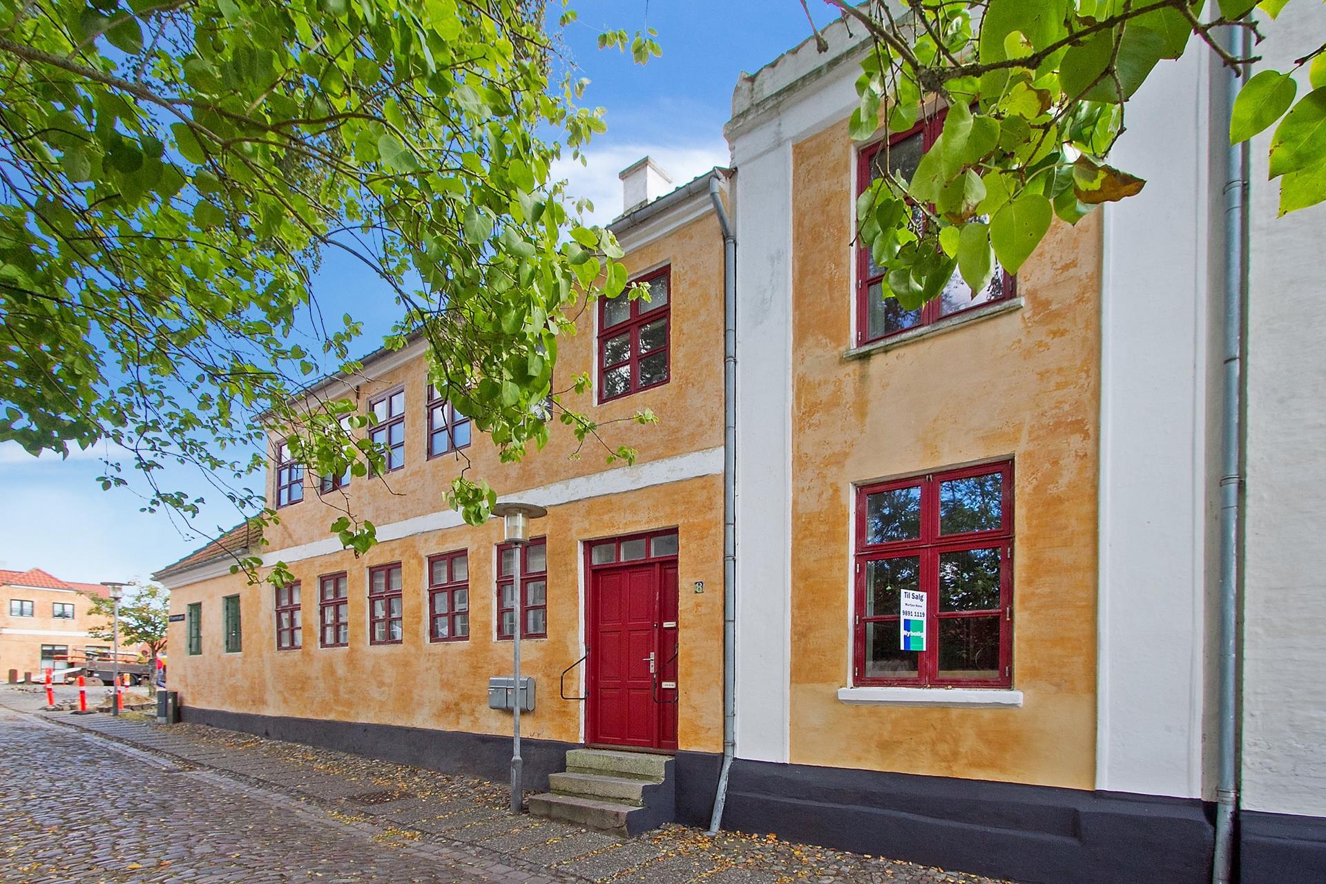 Andelsbolig på Museumsgade i Hjørring - Ejendommen
