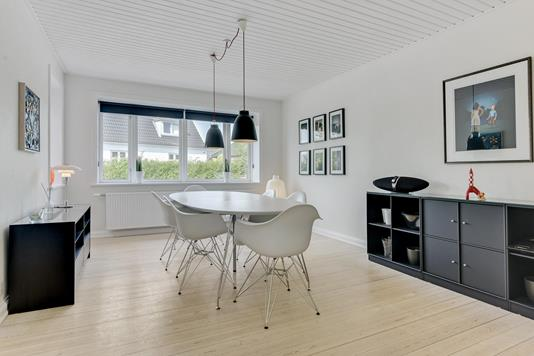 Villa på Toelhøjvej i Hjørring - Stue