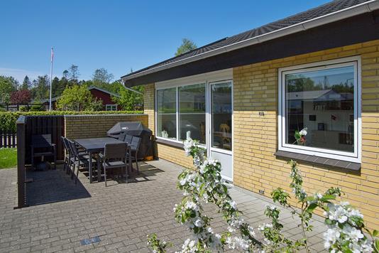 Villa på Rørsangervej i Hjørring - Ejendommen