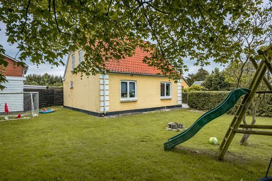 Villa på Ringvejen i Hjørring - Ejendommen