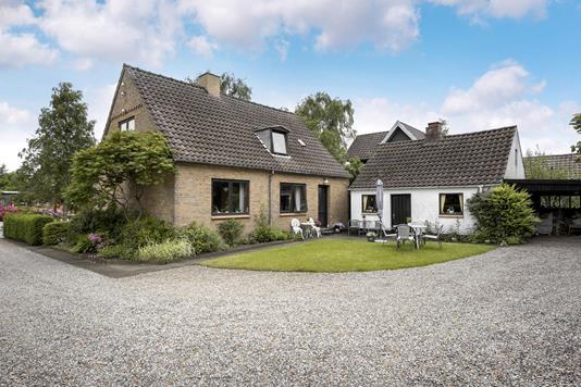 Villa på Bøgstedvej i Hjørring - Ejendommen