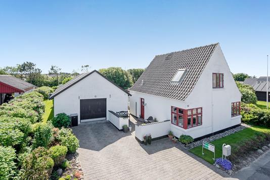Villa på Lønstrupvej i Hjørring - Ejendommen
