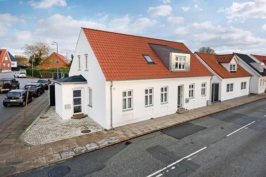 Villa på Vendelbogade i Hjørring - Ejendommen
