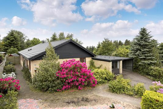 Villa på Skydebanevej i Hjørring - Ejendommen
