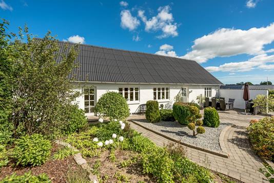Villa på Rødhættevej i Hjørring - Ejendommen