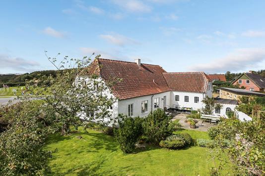 Villa på Skagen Landevej i Hjørring - Ejendommen