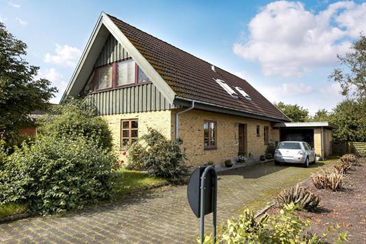 Villa på Buen i Bindslev - Ejendommen
