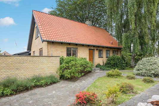 Villa på Svanelundsvej i Hjørring - Ejendommen
