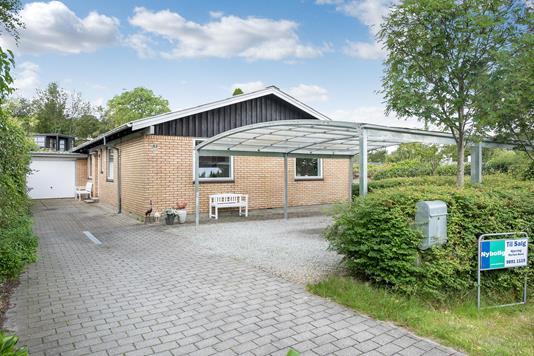 Villa på Duevej i Hjørring - Ejendommen