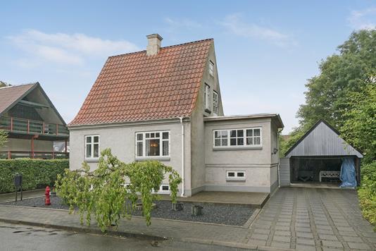 Villa på Rytteragervej i Hjørring - Ejendommen