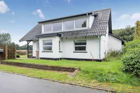 Villa på Dvergetvedvej i Sindal - Ejendommen