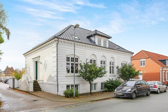 Villa på Kraghsvej i Hjørring - Facade