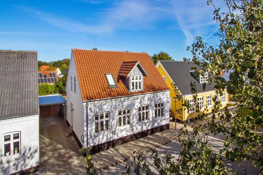 Villa på Ths P Olesens Vej i Hjørring - Ejendommen