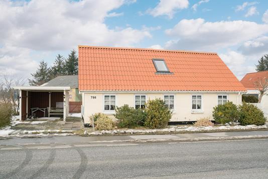 Villa på Løkkensvej i Løkken - Ejendommen