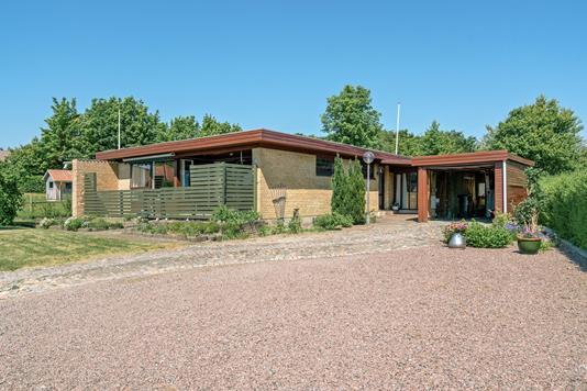 Villa på Nygade i Sindal - Ejendommen