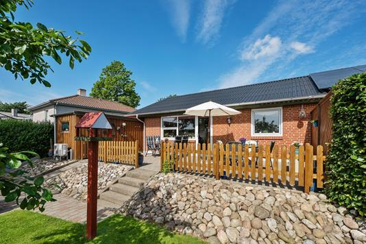 Villa på Tårsvej i Sindal - Terrasse