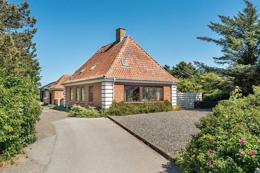 Villa på Kystvejen i Hjørring - Ejendommen