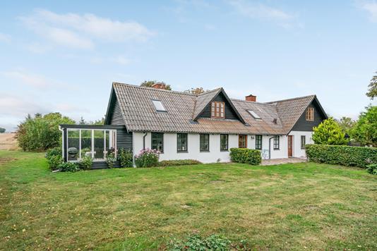 Villa på Høstvej i Hjørring - Ejendommen