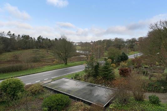 Villa på Park Alle i Hjørring - Ejendommen