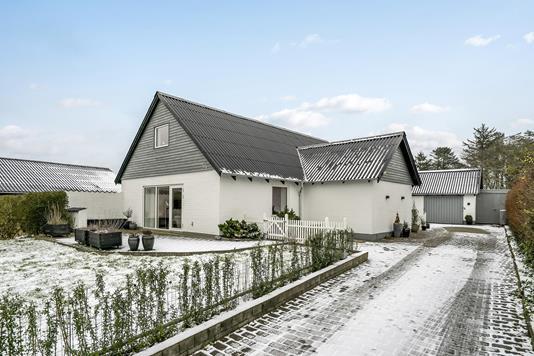Villa på Baldersvej i Hjørring - Ejendommen