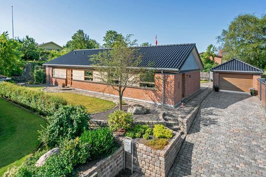 Villa på Kærnebidervej i Hjørring - Ejendommen