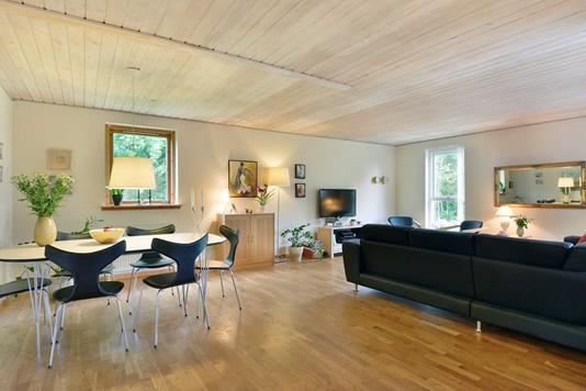 Villa på Egely i Tårs - Stue