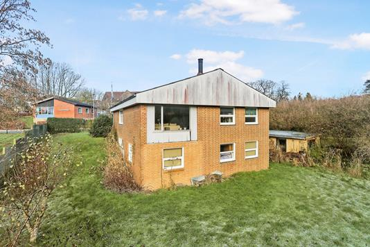 Villa på Klarup Skolevej i Klarup - Ejendommen