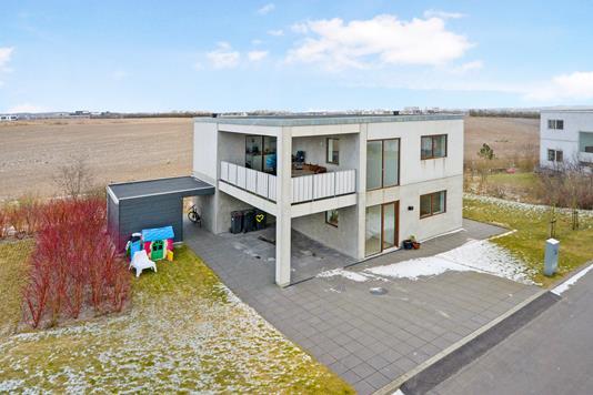 Villa på Kassandravej i Aalborg SØ - Ejendommen