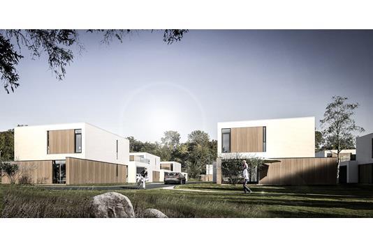 Villa på Elektravej i Aalborg SØ - Facade