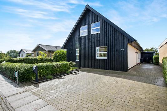 Villa på Solvangen i Aalborg SØ - Ejendommen