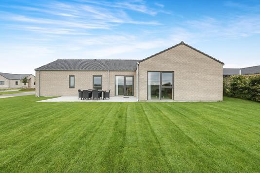 Villa på Ikarosvej i Aalborg SØ - Ejendommen