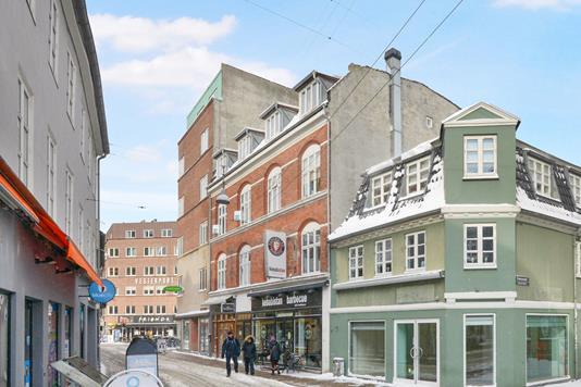 Ejerlejlighed på Bispensgade i Aalborg - Ejendommen