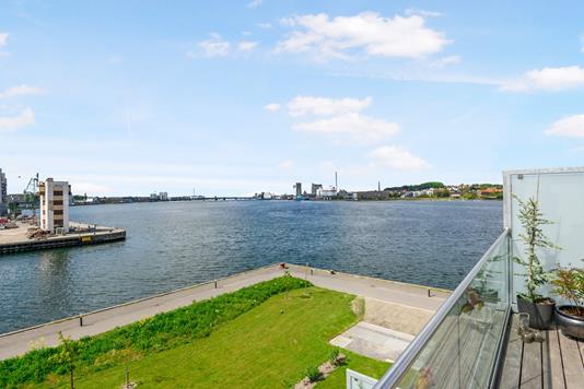 Ejerlejlighed på Beddingen i Aalborg - Udsigt