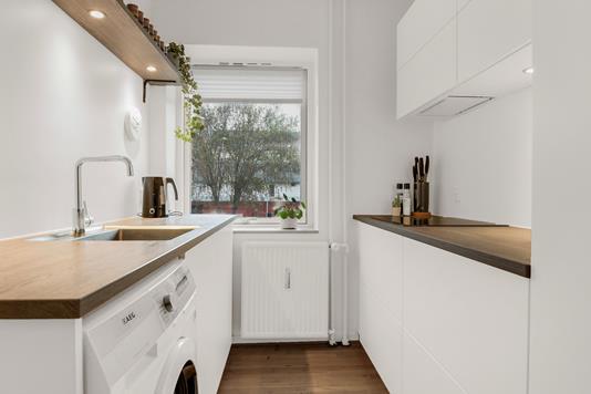Ejerlejlighed på Teglvænget i Aalborg - Køkken
