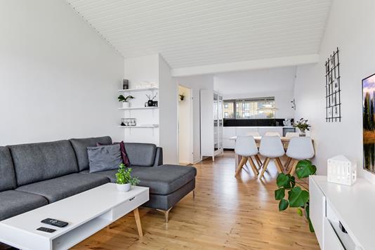 Ejerlejlighed på Revlingbakken i Aalborg - Stue