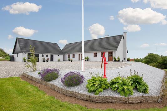 Villa på Gl Aalborgvej i Aalestrup - Ejendommen