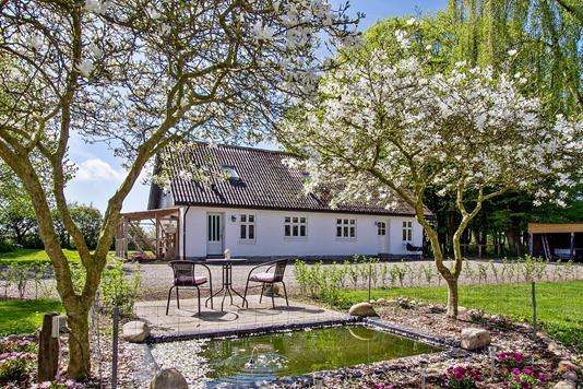 Villa på Svoldrupvej i Aars - Ejendommen