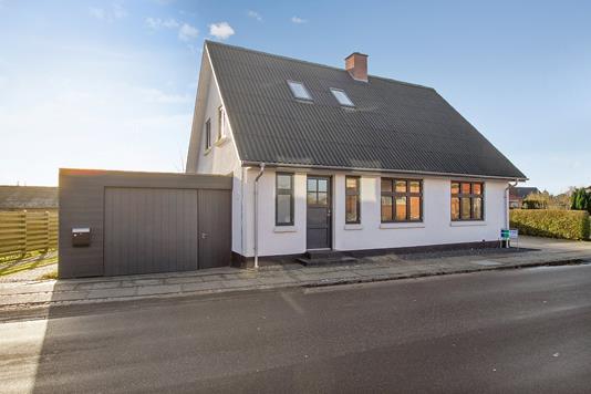 Villa på Gl Tingvej i Aars - Ejendommen