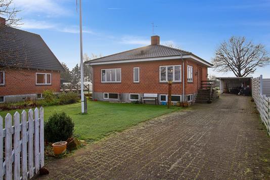 Villa på Østergade i Aars - Andet