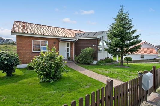 Villa på Sundvej i Farsø - Ejendommen